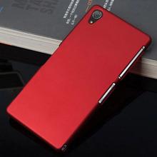 Sony Xperia Z2 L50W L50T D6503 D6502 D650 C770X L50 Z 2 Frosted Rubber Matte Cover Hybrid Hard Plastic Back Case Phone Cases - TAOYUNXI store