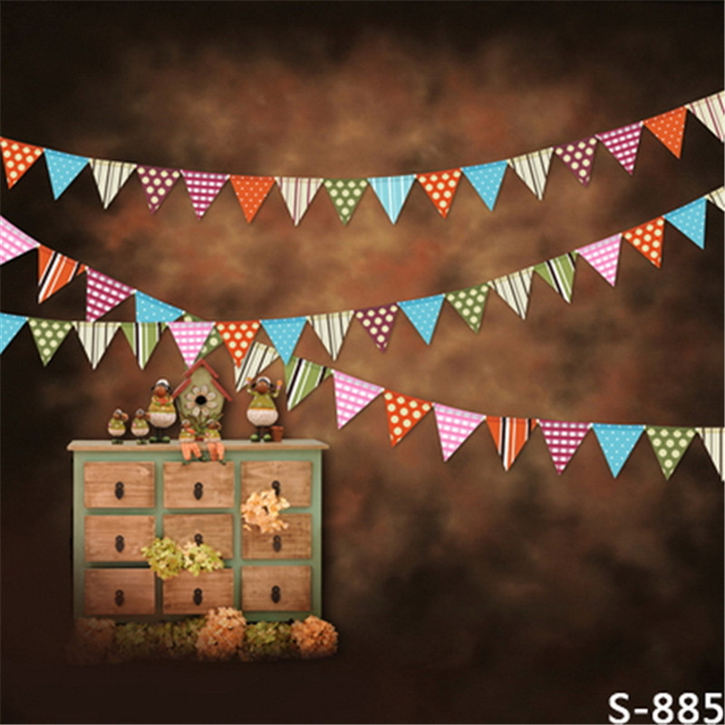 Photo Background Photography Backdrop Professional Flowers Backgrounds For Baby Birthday Photos Toys Kids Photo Props(China (Mainland))