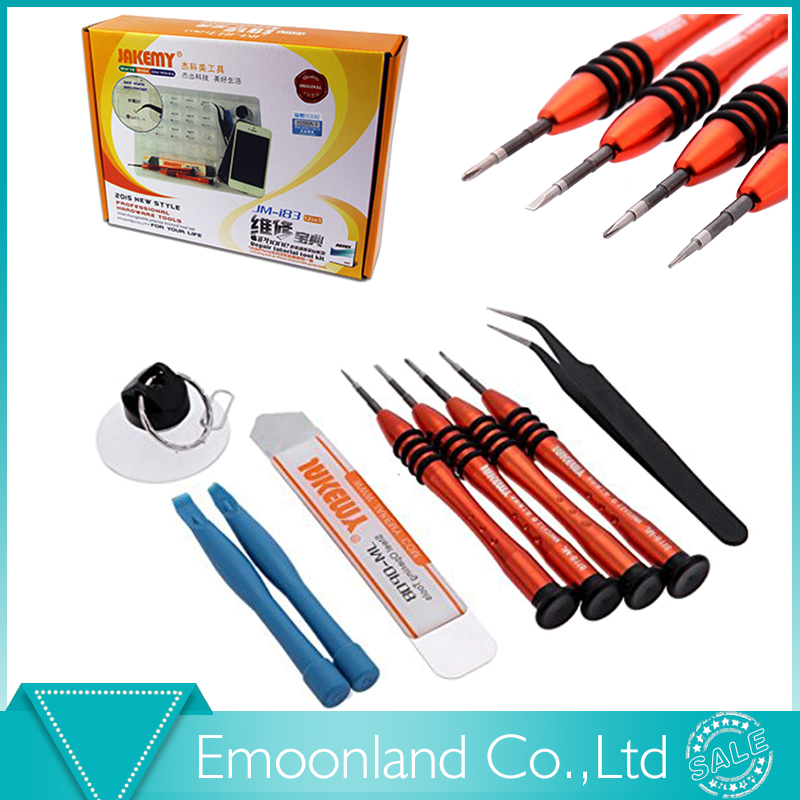 Multitool 12 in 1 I83 Prying Opening Tool Kit with screwdriver set repair mobile phone repair tool for iphone samsung Tablet MP4<br><br>Aliexpress