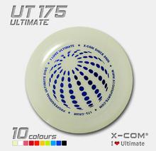 X-COM 175g Por Ultimate Frisbee Flying training golf Disc saucer outdoor sport discraft leisure 175 for game match(China (Mainland))