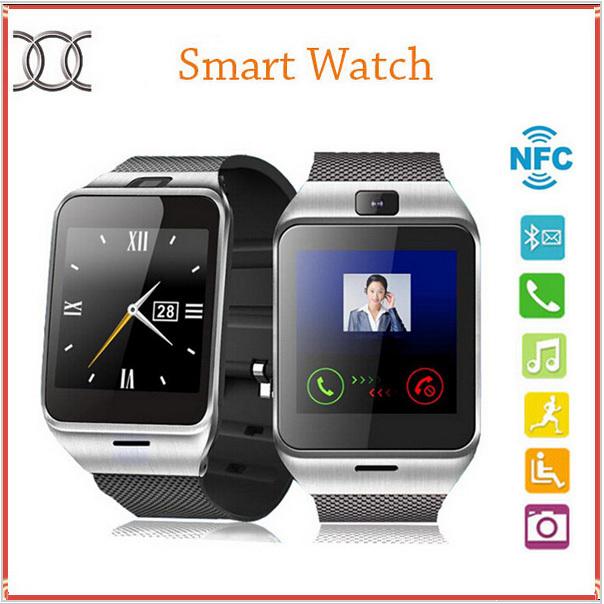 2016 Waterproof Aplus GV18 Smart watch phone GSM NFC Camera wrist Watch SIM card Smartwatch for Samsung Android Phone(China (Mainland))