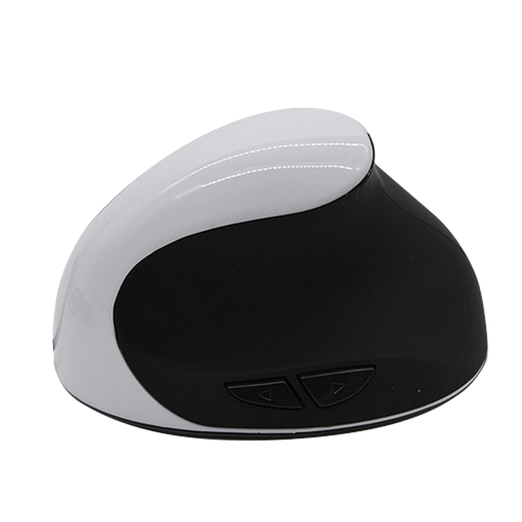 Brand New Mouse Ergonomico Mouse Wireless Rechargeable Mouse USB 2.4G Wireless Vertical Mouse with 3 Adjustable DPI Levels(China (Mainland))