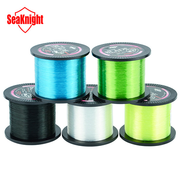 Buy seaknight brand blade series 1000m for Nylon fishing line
