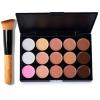 Professional Make up Concealer  Facial Face Cream Care Camouflage Makeup base Palettes Makeup set Cosmetic
