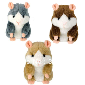 Hot selling! Talking Toy Repeat Russian any language Talking plush toy Children toys Learning toys Talking animal