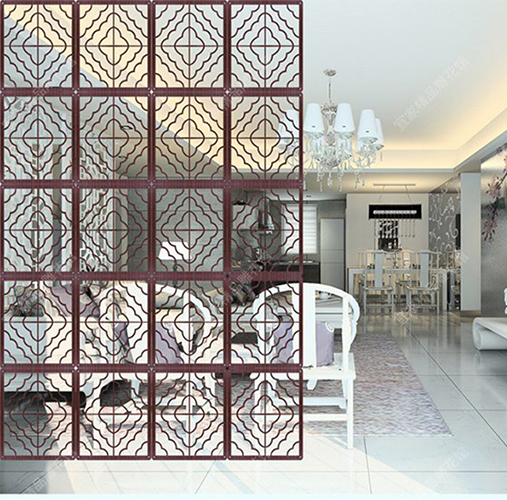 Modern wooden screens paravent in the room partition wall Decorative hanging room dividers