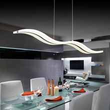 38W modern pendant lights for dinning room livingroom restaurant kitchen lights AC85-265V luminaire suspendu pendant lamps(China (Mainland))