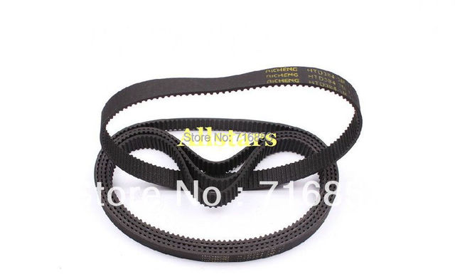 Free Shipping Brand New Electric Scooter Replacement Drive Belt 384-3M-12 (384-3M/12)