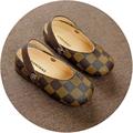 2017 Summer plaid children slipper baby boys beach shoes girls sandals kids sneakers brand shoes
