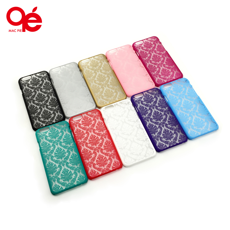New Arrivals Luxury Damask Vintage Flower Pattern Phone Back Protect Case Cover Shell for IPhone 4 4S 5 5s SE 6 6s Plus(China (Mainland))