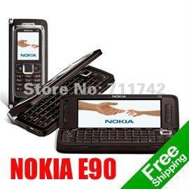 Unlocked original mobile phone Nokia E90 Free shipping(China (Mainland))