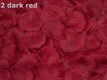 Best Selling 2000pcs/lot Petalos De Rosa Wedding Decorations Fashion Atificial Flowers Polyester Wedding Rose Petals RP2(China (Mainland))