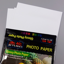 double sided Glossy Photo Paper 120g 140g 240g 280g 300g for inkjet printers restaurant retail shop window color manual paper(China (Mainland))
