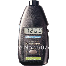 New LUTRON DT-2234B Photo Tachometer Cycloscope Revolution Indicator Rotation Free shipping<br><br>Aliexpress