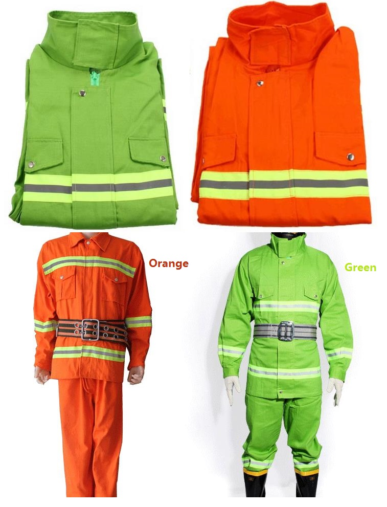97 Combat gear Heat insulation flame retardant fire suitFire protection clothing  extinguishing fire of fire-fighting equipment<br><br>Aliexpress