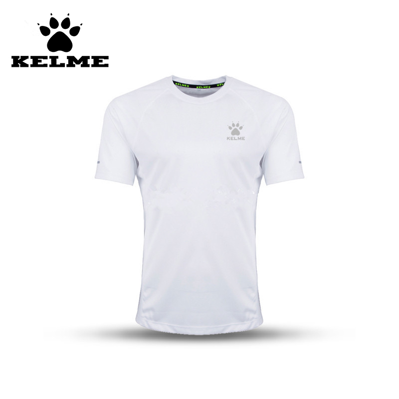 KELME 2016 High quality Youth Soccer Jersey Men Summer Casual T-Shirt Football Tennis Running Shirt Soccer Breathable Quick Dry6(China (Mainland))