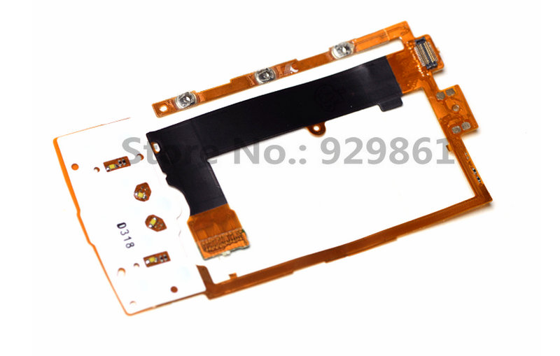 New Keypad keyboard Ribbon Flex Cable for Nokia X3 X3-00 Cell phone(China (Mainland))