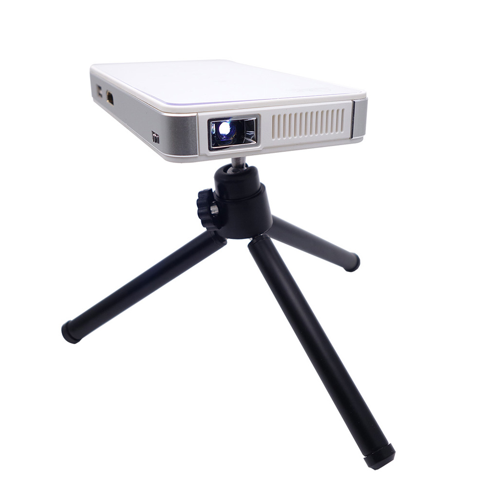 Hot p160 mini pocket dlp projector support 1080p iphone for Iphone mini projector reviews