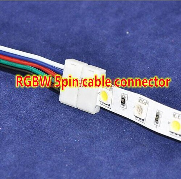 Разъем Top-sale RGBW 5pin 12 5 12mmBX-5 sale 5 35