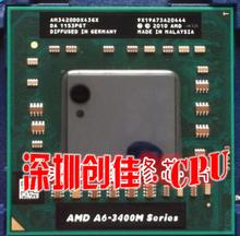 Buy original AMD CPU A6-3420M AM3420DDX43GX A6 3420M PGA Chipset processor laptop a6 3400m for $5.78 in AliExpress store