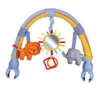 Baby Crib Stroller Rattles Seat Take Along  Travel Arch Development Toy for Pram