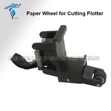 2pcs Paper Wheel Roller Holder for Teneth Cutting Plotter (China (Mainland))