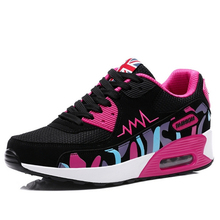 2016 New Summer fashion women casual Shoes Woman Sport outdoor Shoes lightweight shoes female fashion light ladies 3d Max design(China (Mainland))