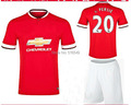 2014/15 10 # ROONEY soccer jersey(shirts+shorts), soccer uniforms,ROONEY 10 soccer jersey gray or blue color for option