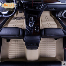 High quality & Free shipping! Custom special floor mats for Infiniti QX50 2015 waterproof wear-resisting carpets for QX50 2014