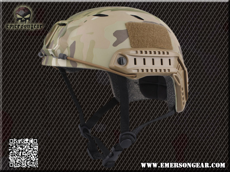 FAST Helmet NEW EMERSON tactical Base Jump TYPE Protective EM8810D MultiCam MC(China (Mainland))