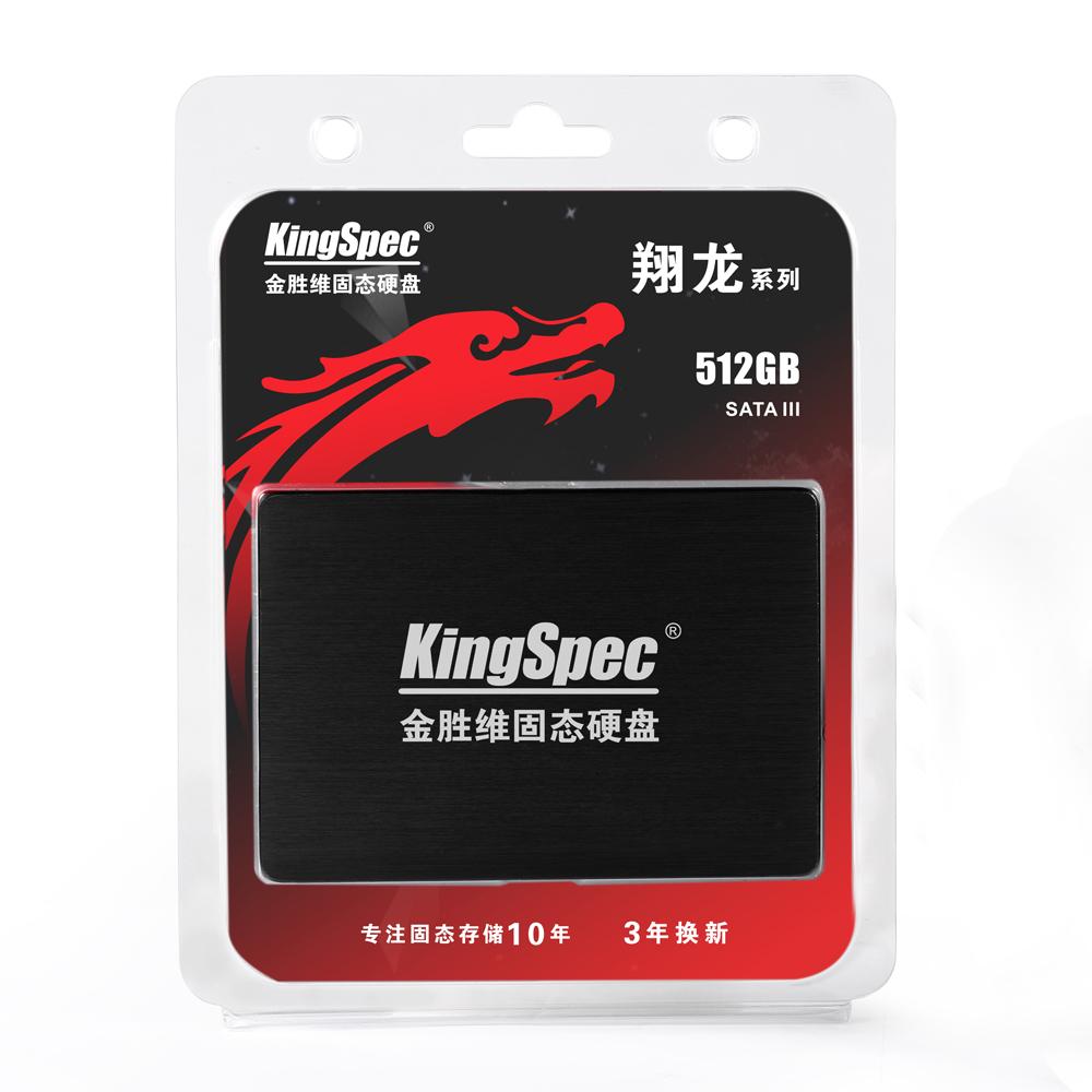 ACSC4M512S25 KINGSPEC 500GB Internal Hard Disk SSD 2.5-inch hard drive wholesale ssd hard disk 500gb(China (Mainland))