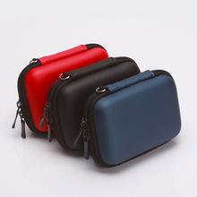 2015 New Instax Mini Hard PU+EVA Photo Bag Compact Dslr Camera Bag Three Colors For Nikon COOLPIX Camera RU Free Shipping