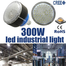 5PCS/LOT high quality bluesky 300w CREE led high bay light for industry,facotry,warehouse,supermarkets industrial led lights(China (Mainland))