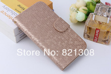 Hot Luxury Ultra Thin Flip Leather Phone Back Cover Case for Samsung Galaxy Express 2 G3815 Stand Wallet Style With Card Slot(China (Mainland))