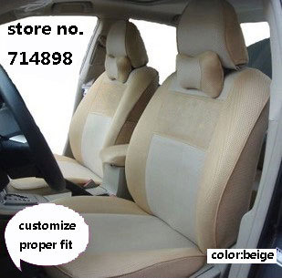 Seat covers properly fit for TOYOTA HIGHLAND 5seats full set four season sandwich car seat cover<br><br>Aliexpress