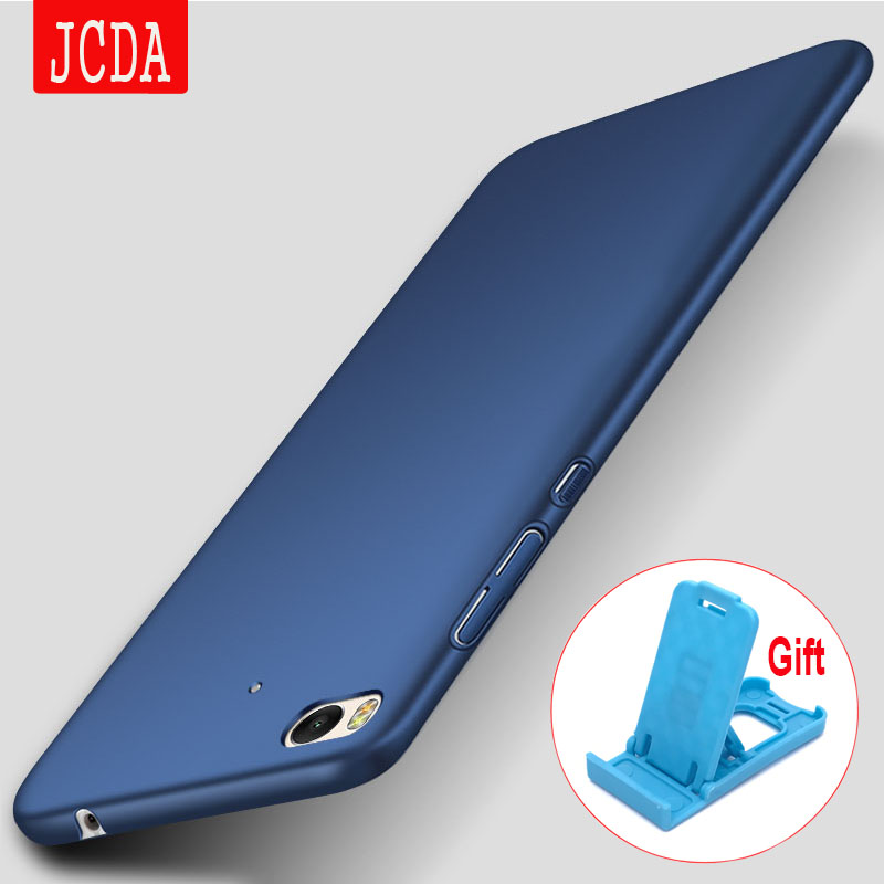 Original JCDA Xiaomi 6 Redmi 4 pro prime NOTE 4X 3S 3 4 5 5s plus phone case bag Silicone scrub cover Luxury Hard Frosted PC