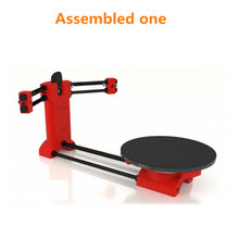 Open source DIY BQ Ciclop 3d scanner kit for 3d printer,designer and engineer DIY basic 3D scanner assembled one