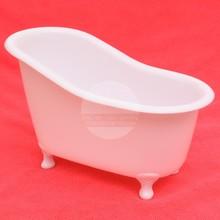 white mini bathtub Bathroom Storage bathtub color bathroom mini bathtub  toothpaste toothbrush storage box(China (Mainland))