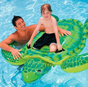 Inflatable Floating Pool Water Floats Inflatable Pool Toy Float Ring Swimming Pool Tools Women Chidren Swimming Toys(China (Mainland))