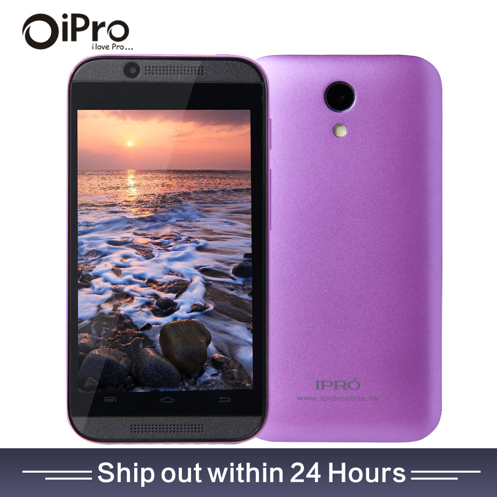 Original Brand Ipro 4.0Inch Android Smartphone MTK6572 3G Dual Core 1.0GHz Celular WCDMA Smart phone Cheap Mobile Phone Unlocked(China (Mainland))