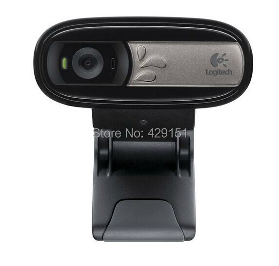 Free shipping High quality Logitech C170 HD Camera Webcams With Inner MIC Auto Installation for PC(China (Mainland))