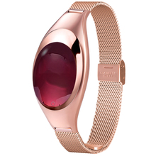 Buy Women Z18 Smart Watch bracket Smartwatch Blood Pressure Heart Rate Monitor Pedometer Fitness Tracker Fo Android IOS for $28.98 in AliExpress store