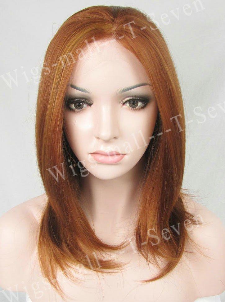 Блондинка с шикарными волосами