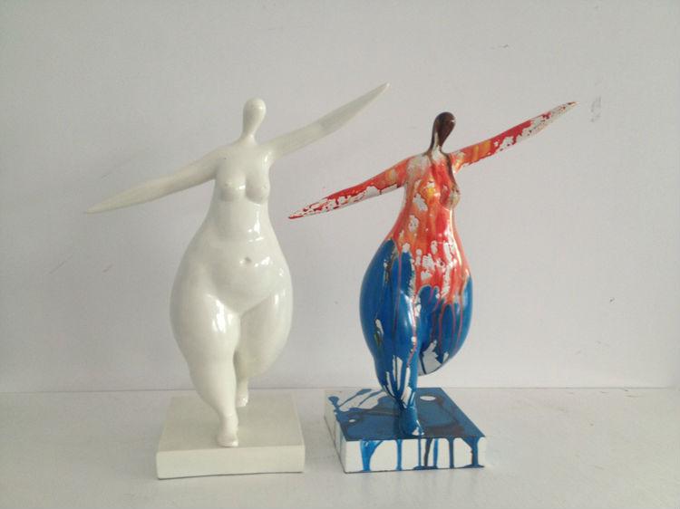 Emejing Moderne Skulpturen Wohnzimmer Gallery - Ideas & Design