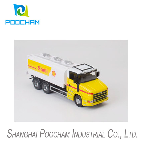 1:32 scale oil tanker truck models for sale(China (Mainland))