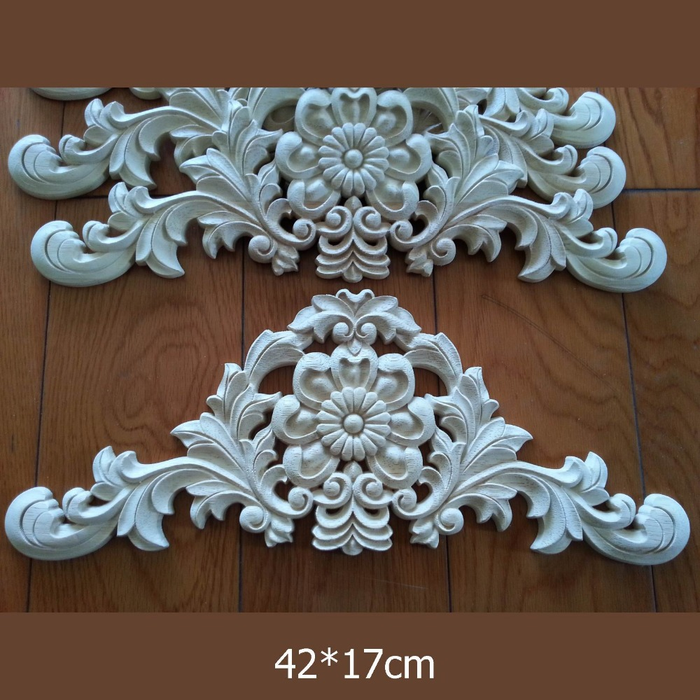 Decorative wood appliques crafts for Applique decoration