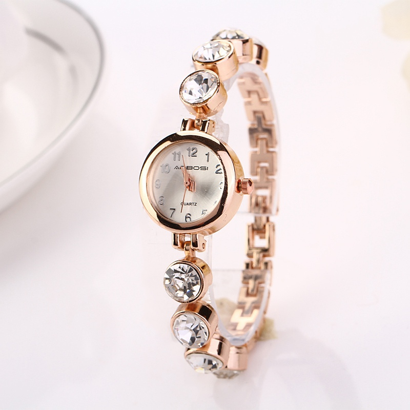 2015 Summer Style Gold Watch Brand Watch Relojes Women Wristwatch Ladies Watch Clock Female Wristwatches Stainless