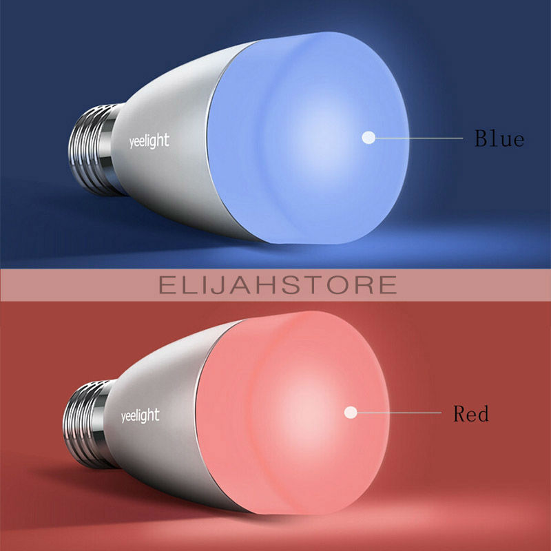 100% Xiaomi Brand Yeelight Smart Lamp Light RGB Color Changeable Mi Light Bluetooth Wireless Control LED Lamp(China (Mainland))