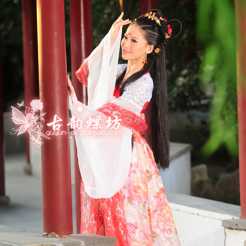 Dynasty Clothing 2013 Clothing Tang Dynasty High