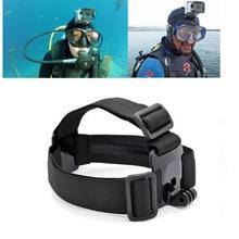 Buy Go pro Hero 5 4 Sport Cameras Adjustable Head Strap Mount Gopro Action Camera Accessories Xiaomi Yi SJCAM SJ4000/SJ5000 for $2.75 in AliExpress store